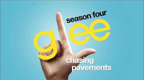 Chasing Pavements Glee HD FULL STUDIO