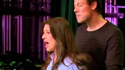 Glee No Air Full Performance