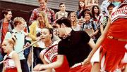 Santana and blaine its not unusual