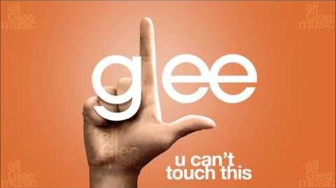 U Can't Touch This Glee HD FULL STUDIO