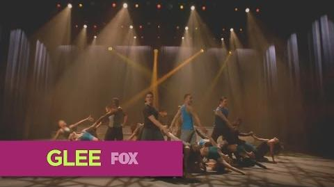 "GLEE - Full Performance of ""You Give Love a Bad Name"" from ""Transitioning"""