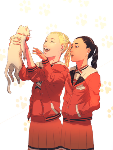 File:Brittana kitty.png