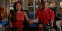 Artie-Tina Relationship