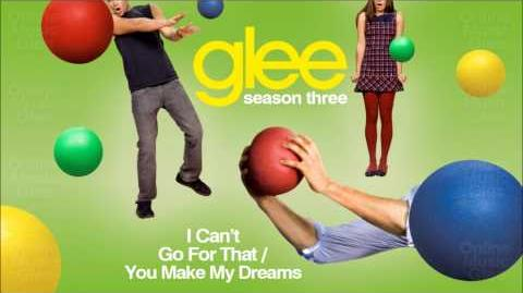 I can't go for that You make my dreams Glee HD Full Studio