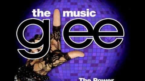 Glee The Power of Madonna - Like A Virgin-0