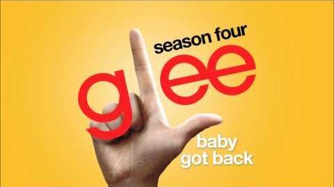 Baby Got Back Glee HD FULL STUDIO