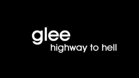 Glee Cast - Highway to Hell