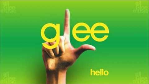 Hello Glee