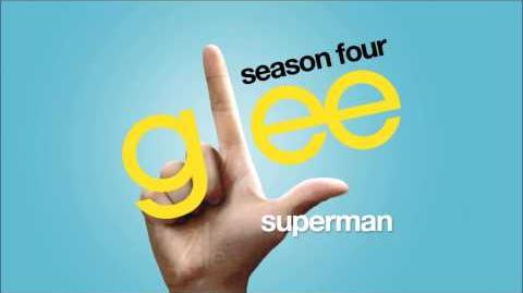 Superman Glee HD FULL STUDIO
