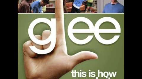 Glee - This Is How We Do It (Unreleased Studio Extended Version)