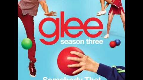 Glee - Somebody That I Used To Know (Acapella)