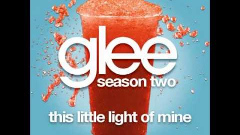 Glee - This Little Light Of Mine (DOWNLOAD MP3 LYRICS)