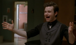 Kurt Hummel Welcomes