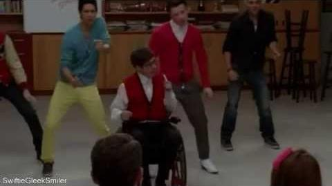 GLEE - Let Me Love You (Full Performance) (Official Music Video)