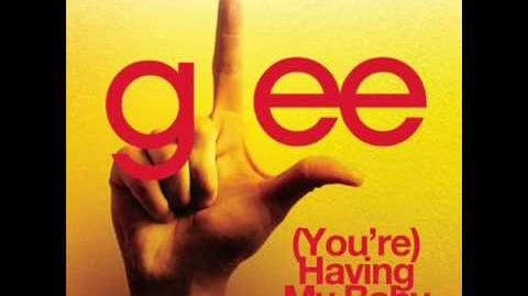Glee - (You're) Having My Baby (Acapella)