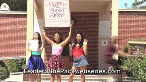 Glee star Lauren Potter (Becky Jackson) Leader of the Pack OfficialTrailer