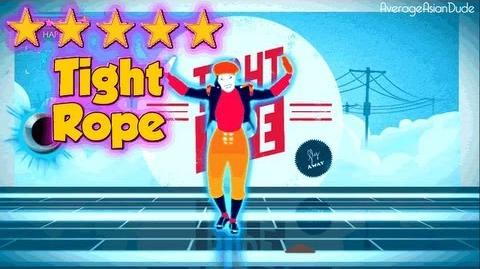 Just Dance 3 - Tight Rope (Solo Version) - 5* Stars