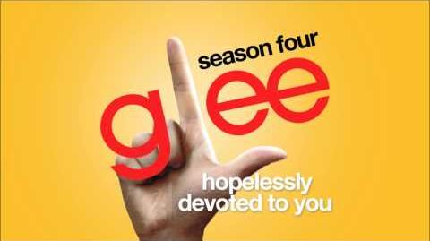 Hopelessly Devoted To You Glee HD FULL STUDIO