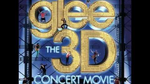 Glee Cast - Dog Days Are Over (The 3D Concert Movie 2011)
