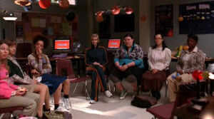 Old Maids Club Glee