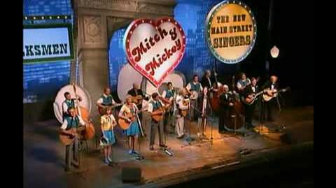 A Mighty Wind is Blowin' - New Main Street Singers, The Folksmen and Mitch & Mickey