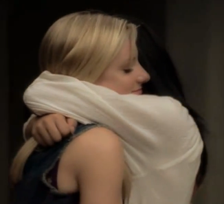 File:Brittana huggles by thegreatquince-d3cm4am.png