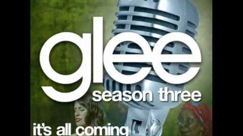 Glee - It's All Comming Back To Me (Acapella)