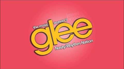 Nasty Rhythm Nation - Glee Cast HD FULL STUDIO