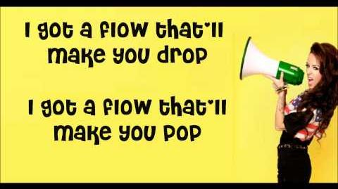 Cher Lloyd ft Busta Rhymes - Grow Up Lyrics HQ