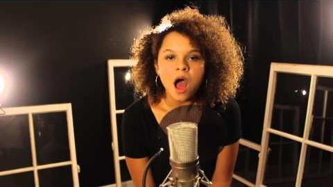 Rachel Crow - Back to Black (ft