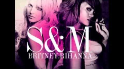 Rihanna feat Britney Spears SM (Remix) Original