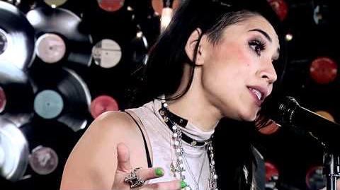 "Cassie steele - ""Drink"" Live Music Video @betarecords TV"