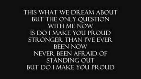 Do I Make You Proud - Taylor Hicks