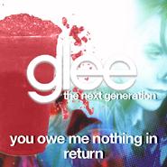Youowemenothinginreturn