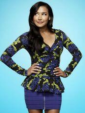 Glee season 4 naya rivera