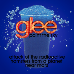 Attack of the radioactive hamsters from a planet near mars slushie