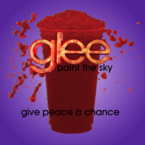 Give peace a chance slushie