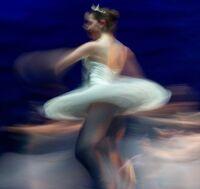 The L-O-V-E Ballerina