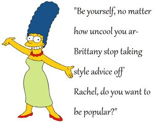 Marge to brit