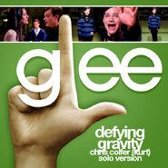 Glee - gravity kurt