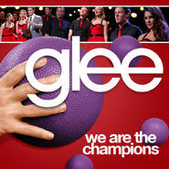 Glee - we are the champions