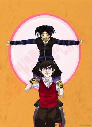 Glee T is for Tartie by chibiCharlie chan
