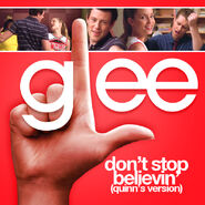 Glee - dont stop quinn