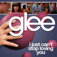 Glee - cantstop lovin you