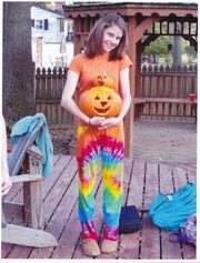 Katie pumpkin