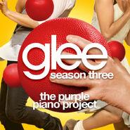 Glee ep - purple piano