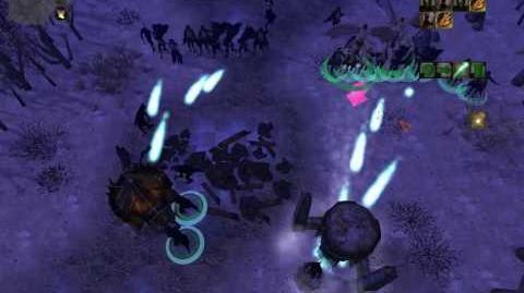 Glest Dark Magic Final Attack