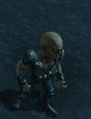 Baby warlord