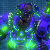 60. cyborg moncole