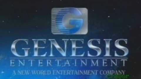Genesis Entertainment logo (1994)